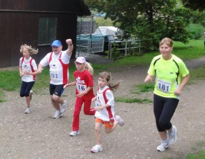 Foto zur Meldung: Standortbestimmung für Laager Läufer