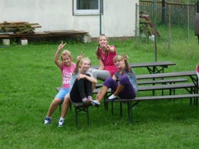 Foto zur Meldung: So war das Trainingslager der Junior- und Krümelfunken 2010