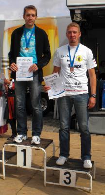Foto zur Meldung: Landesmeisterschaften für Erwachsene im Straßenlauf