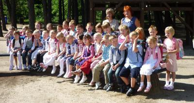Foto zur Meldung: Schuljahresbeginn 2010 / 11