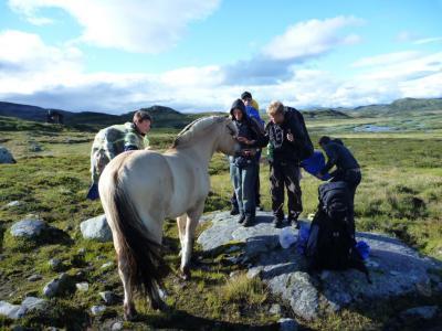 Foto zur Meldung: Erlebniswandern in Norwegen