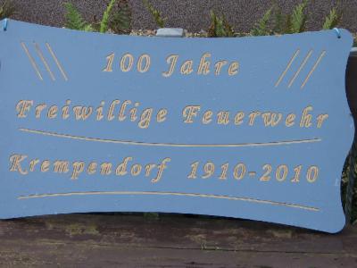Foto zu Meldung: 100 Jahre FFw Krempendorf