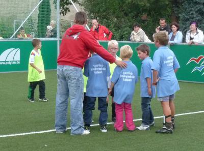 Foto zur Meldung: 10 Jahre Evangelische Schradengrundschule Großthiemig