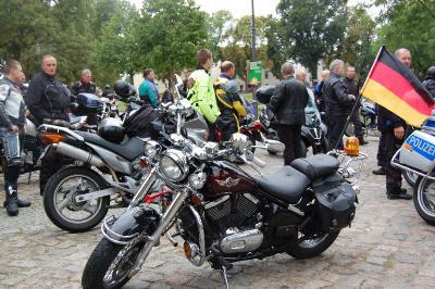 Foto zur Meldung: Beliebte Motorradtour startet in 10 Tagen