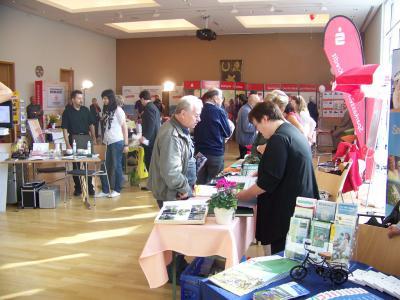 Bild der Meldung: Messe 50plus der Sparkasse Märkisch-Oderland am 11.09.2010