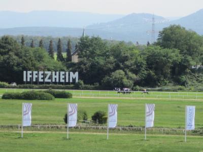 Bild der Meldung: Galopprennbahn Iffezheim 28. August bis 05. September