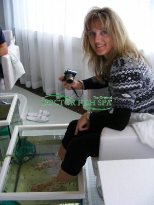Bild der Meldung: Doctor-Fish-Spa eröffnet