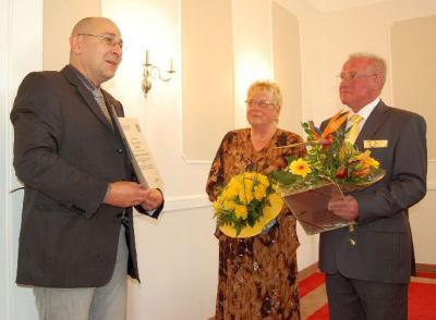 Falkenseede Seit 50 Jahren In Liebe Miteinander Verbunden