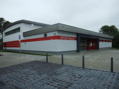 Vorschaubild zur Meldung: Turnhalle Germendorf: Klimafreundliches Vorzeigeprojekt