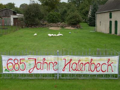 Foto zu Meldung: 685 Jahre Halenbeck