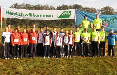 Foto zur Meldung: 4.Dierhäger Staffelmarathon auf dem Darss