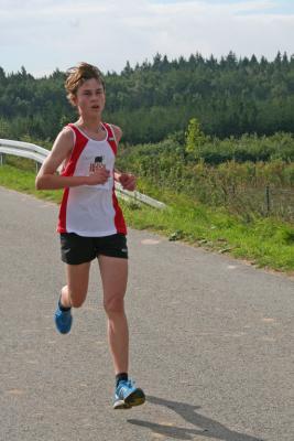 Foto zur Meldung: Landesmeisterschaften im Straßenlauf