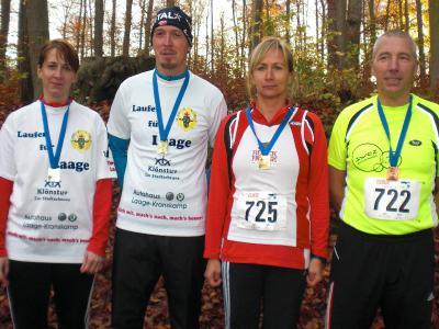 Foto zur Meldung: Landesmeisterschaften im Crosslauf in Bad Doberan