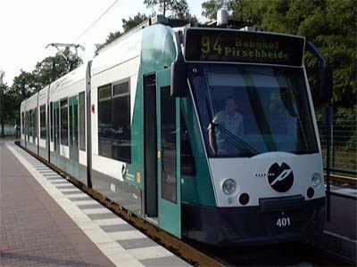 Foto zur Meldung: Landeshauptstadt würdigt gute Leistungen der ViP Verkehrsbetrieb Potsdam GmbH