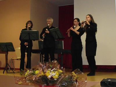 Foto zur Meldung: Konzert ehemaliger Schüler