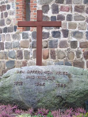 Bild der Meldung: Gedenkandacht am 14. November 2010 in Hönow