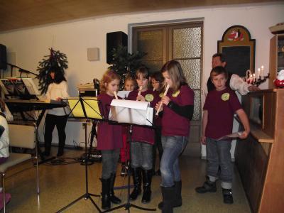Foto zur Meldung: Programm für die Rentnerweihnachtsfeier in Egsdorf