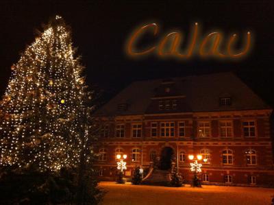 Foto zu Meldung: Winter in Calau