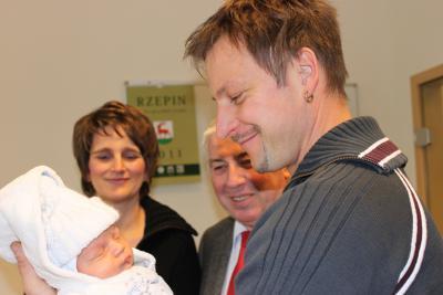 Bild der Meldung: Das 100. Baby von Hoppegarten