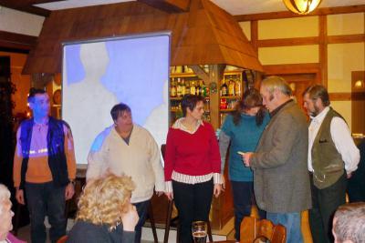 Foto zur Meldung: Neuer Vorstand im Harzklubzweigverein Hayn