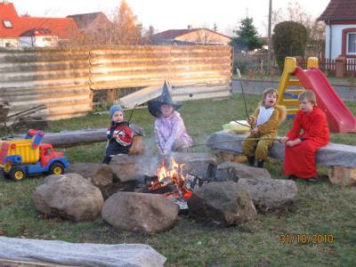 Halloween in Dornswalde!