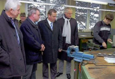 Bundeswehr investiert in die Region