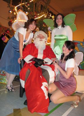 Foto zur Meldung: Weihnachtsträume an der Kantschule