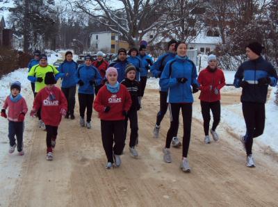 Foto zur Meldung: Silvesterlauf in Zinnowitz