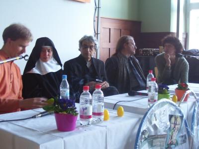 Foto zur Meldung: Religionsphilosophische Schulprojektwoche am Gymnasium in Jüterbog