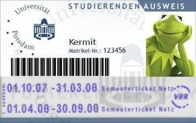 Foto zur Meldung: Neuer Semesterticketvertrag für Potsdam tritt in Kraft