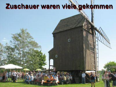 Foto zu Meldung: Mühlenfest in Altbelgern zum 10. Mal gefeiert
