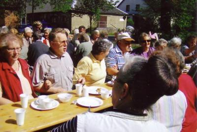 Foto zu Meldung: Aktivitäten der Senioren