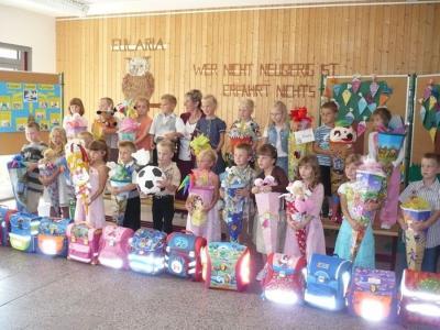 Foto zur Meldung: Schulanfang 2007