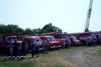 Foto zu Meldung: Tag der Feuerwehr im OT Pansfelde