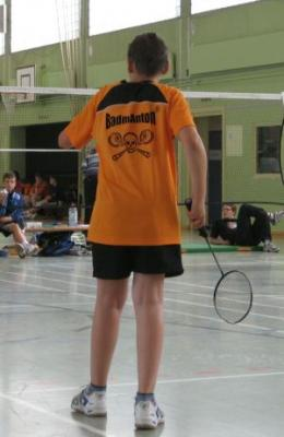 Foto zur Meldung: Wettkampf in der Altersklasse Jungen U 15 LK II