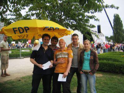 Foto zur Meldung: Liberale halten Kritik am Stadtwerkefest aufrecht