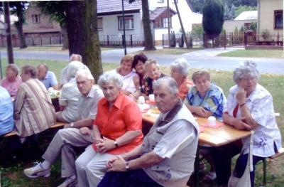 Foto zur Meldung: Große Fahrradtour auf Einladung des Seniorenbeirates