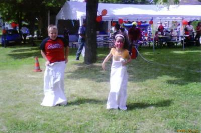 Foto zur Meldung: Kinderfest von Blau-Weiß Hasenfelde e.V.