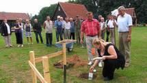Foto zur Meldung: Pingelhof bekommt Buga-Halle