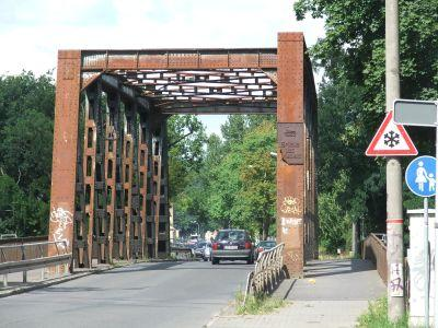 Foto zu Meldung: Brücken-Neubau im Potsdamer Norden