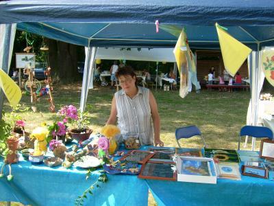 Foto zu Meldung: Ein Rückblick auf das Parkfest in Demnitz vom 25.07. bis 27.07.2008