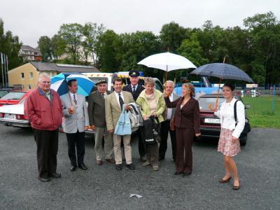 Foto zu Meldung: Rastower zu Gast in Štity (CZ)