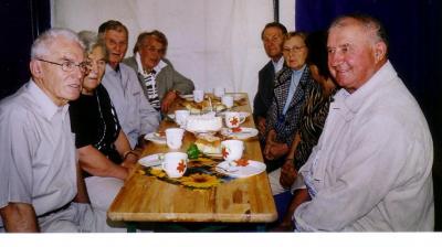 Foto zur Meldung: Gelungene Seniorenradtour nach Jänickendorf