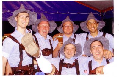 Foto zu Meldung: Jänickendorfer Bayernfest