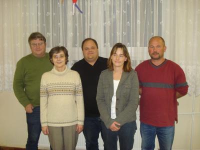 Foto zur Meldung: Ortsvorsteher für Heinersdorf und Behlendorf gewählt