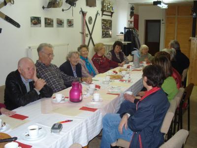 Foto zur Meldung: Seniorennachmittag in Heinersdorf