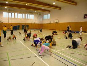 Foto zur Meldung: Sporttag der Kita Falkennest