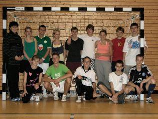 Foto zur Meldung: Kantschüler beenden erfolgreich Jugendleitercard- und Kampfrichterausbildung in der Leichtathletik