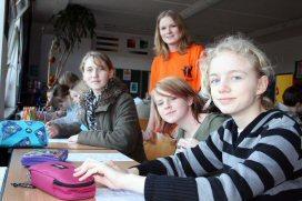 Foto zur Meldung: Wir machen uns ein Bild! Schnuppertage an der Kantschule Falkensee
