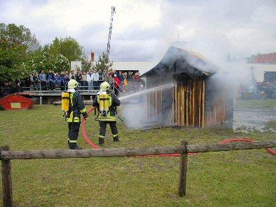Foto zur Meldung: Alljährliches Feuerwehrspektakel naht